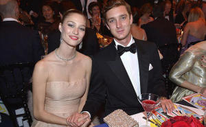 Beatrice Borromeo Pierre Casiraghi